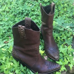 Penny ♥️ Kenny Ranger boots 9M cowgirl/boho style